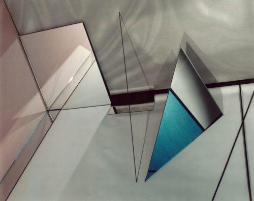 <i>Construct VI-B</i><br>Polacolor<br>10 x 8 inches<br>1981<br>Edition: 1 AP<br>