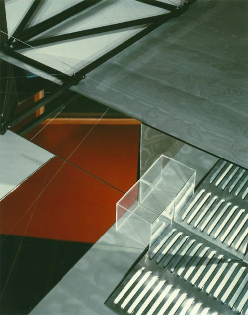 <i>Construct III-CB</i><br>Polacolor<br>10 x 8 inches<br>1980<br>Edition:  AP