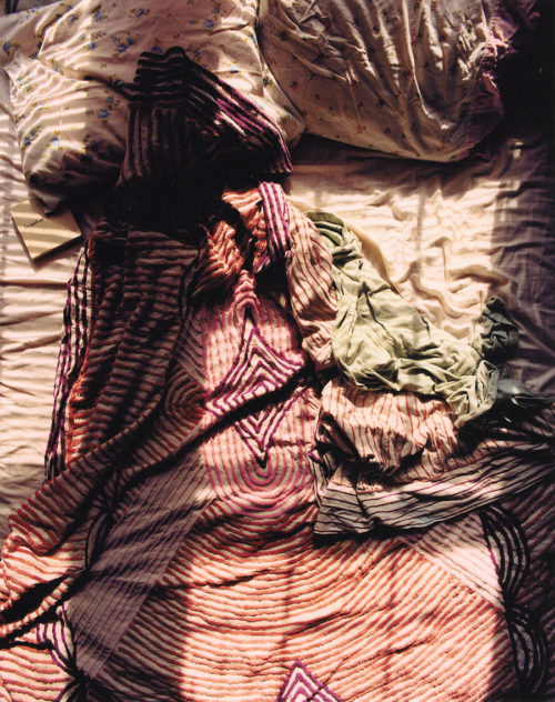 <i>Untitled (Lesbian Bed #1)</i><br>C-print<br>40 x 30 inches<br>2002
