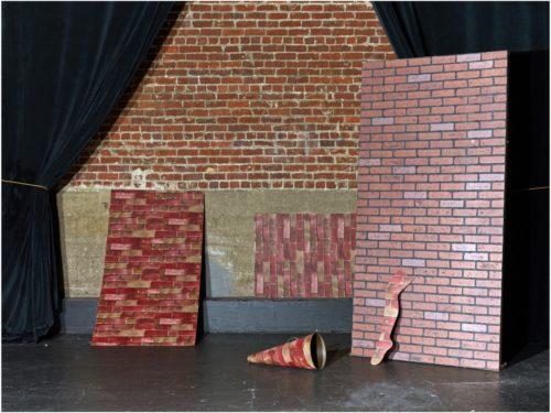 <i>This is Not a Brick </i><br>C-print<br>37.5 X  50 inches<br>2013