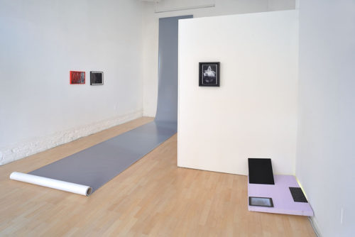"""""""Game Heart Matter""""<br>Installation view<br>Jessica Silverman Gallery"""