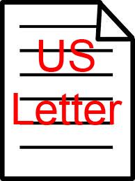 US-Letter