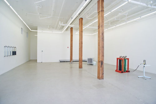 """Installation view from """"Residuals"""""""