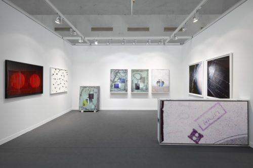 Installation view, FIAC 2013, Paris