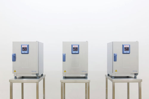 "Installation view from ""Deformulation"" at Société Berlin, 2015"