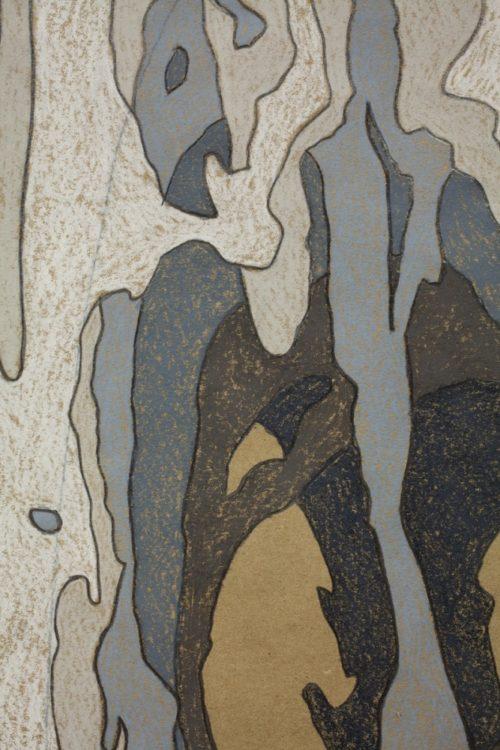 Julian Hoeber<br>Cave Study #1, 2013<br>Detail