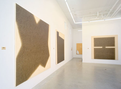 """Installation view, """"Of The Times and Other Historic Works"""" , 2013"""