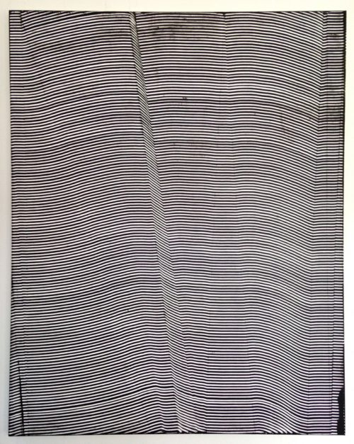 James Collins<br>Untitled, 2013<br>Oil and acrylic  on canvas<br>58 x 46 inches