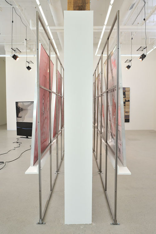 """The History of Technology"" installation view"