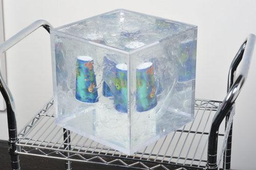 Sean Raspet<br><i>Arbitrary Embodiment (A04)</i><br>11 x 11 x 11 inches<br>2014