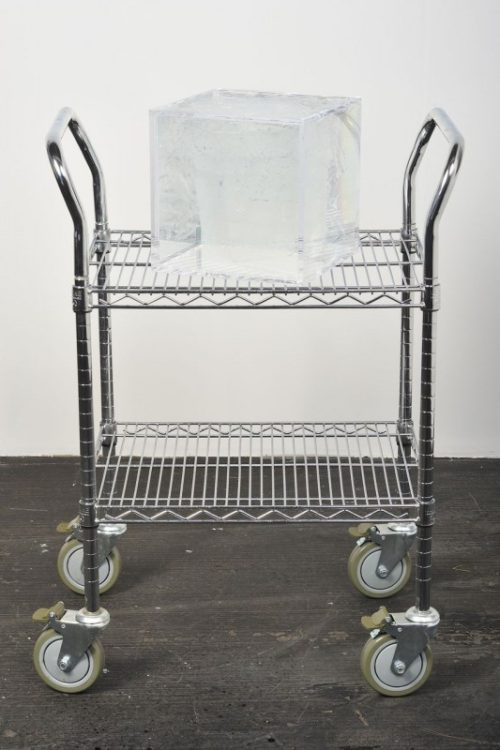 Sean Raspet<br><i>Arbitrary Embodiment (lle)</i><br>11 x 11 x 11 inches<br>2014