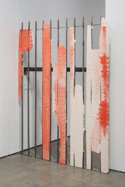 Ruairiadh O'Connell<br>A selection of railings<br>Dimensions variable<br>2014
