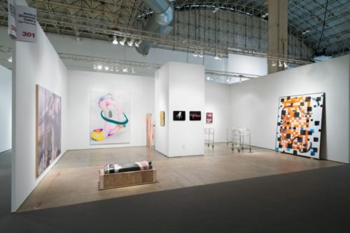 Installation image from EXPO Chicago, 2014