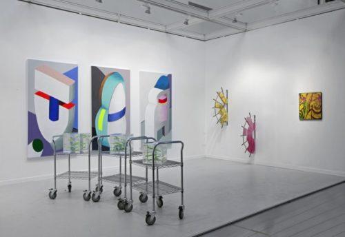 FIAC 2014 installation view