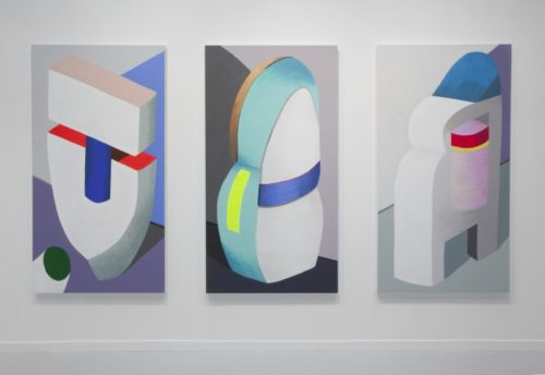 FIAC 2014 installation view, Hayal Pozanti