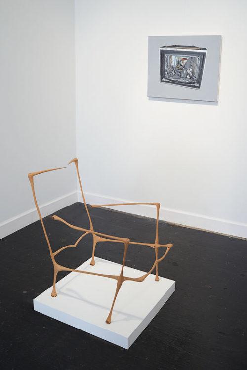 Installation view of FOG Design + Art, 2015