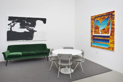 "Installation view, ""Synecdoche"""