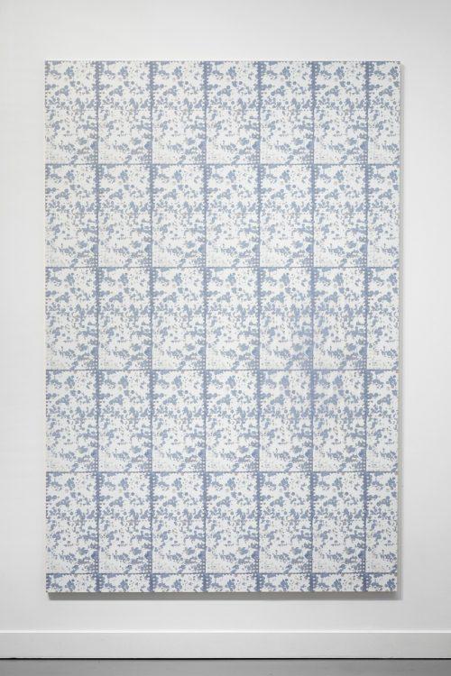 Hugh Scott-Douglas<br> <i>Untitled</i><br>UV curable ink on dibond<br>80 x 53 inches<br>2015