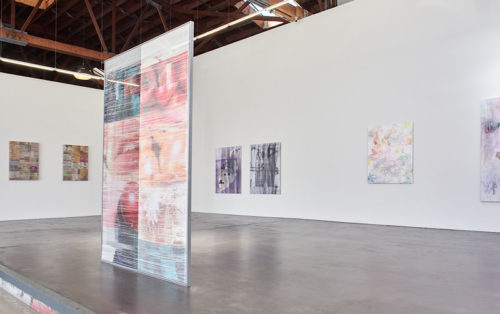 "Installation view, ""The Present and the Probable"", fused space, San Francisco, CA, 2016"