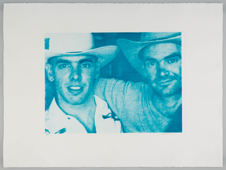 <i>After Mazatlán I</i><br> Color photogravure, framed<br> 14 x 18 inches<br> 1999