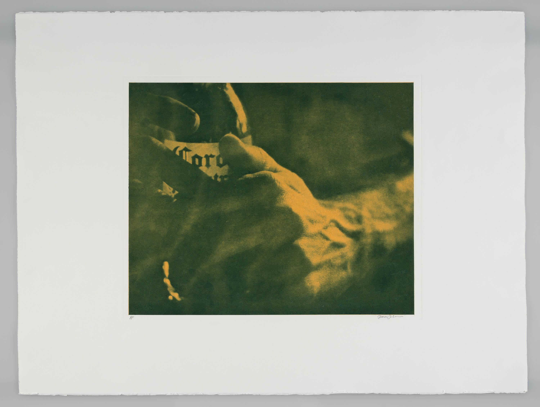 <i>After Mazatlán VI</i><br> Color photogravure, framed<br> 14 x 18 inches<br> 1999