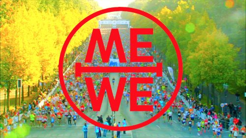 Li Ming<br> <i>ME WE #1</i>, 2015<br> Single channel video, color, sound<br> 9 minutes 27 seconds