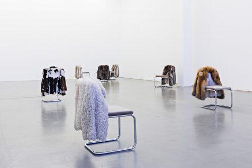 "DEU, Hamburg, Maerz 2018, Ausstellung im Kunstverein Hamburg: ""Women Between Buildings"" Nicole Wermers, Copyright photo: Fred Dott"