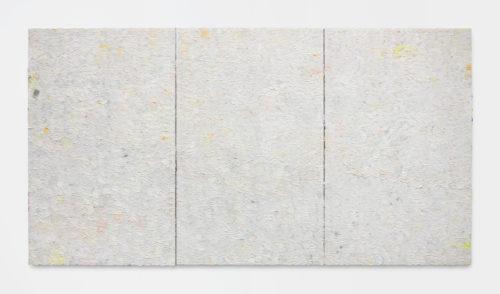Dashiell Manley<br> <i>The winner dances, for B,</i> 2018<br> Oil on linen<br> 61 x 114 Inches / 154.9 x 96.5 cm