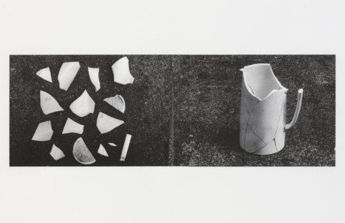 Amikam Toren<br> <i>Replacing No.2,</i> 1975, printed 2013<br> Digital print on Somerset Velvet paper<br> 12 1/2 x 22 1/8 in. / 31.8 x 57.1 cm