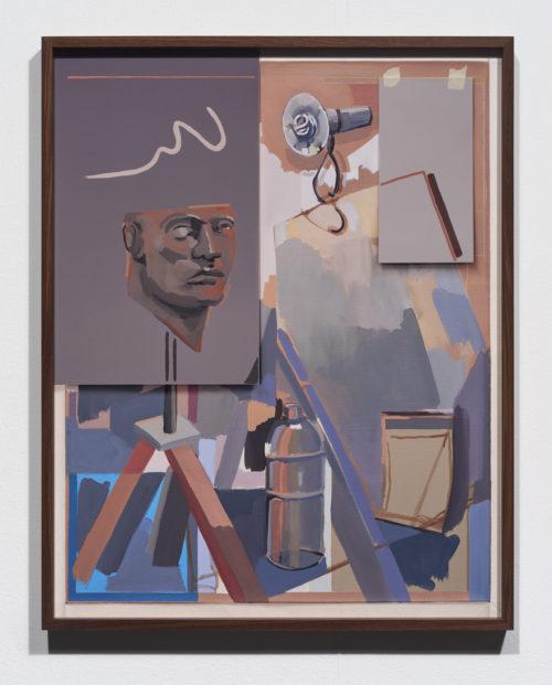 John Houck<br>  <em>Sentinel</em>, 2018<br>  Archival pigment print<br>  Image: 33 x 26 inches / 83.8 x 66 cm<br>  Framed: 34 x 27 / 86.4 x 68.6 cm