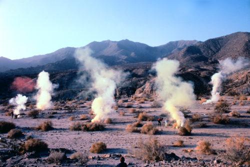<em>Desert Atmosphere, 1969, Palm Desert, CA</em><br>Archival pigment print<br>Image: 30 x 40 inches / 76.2 x 101.6 cm<br>Printed 2018