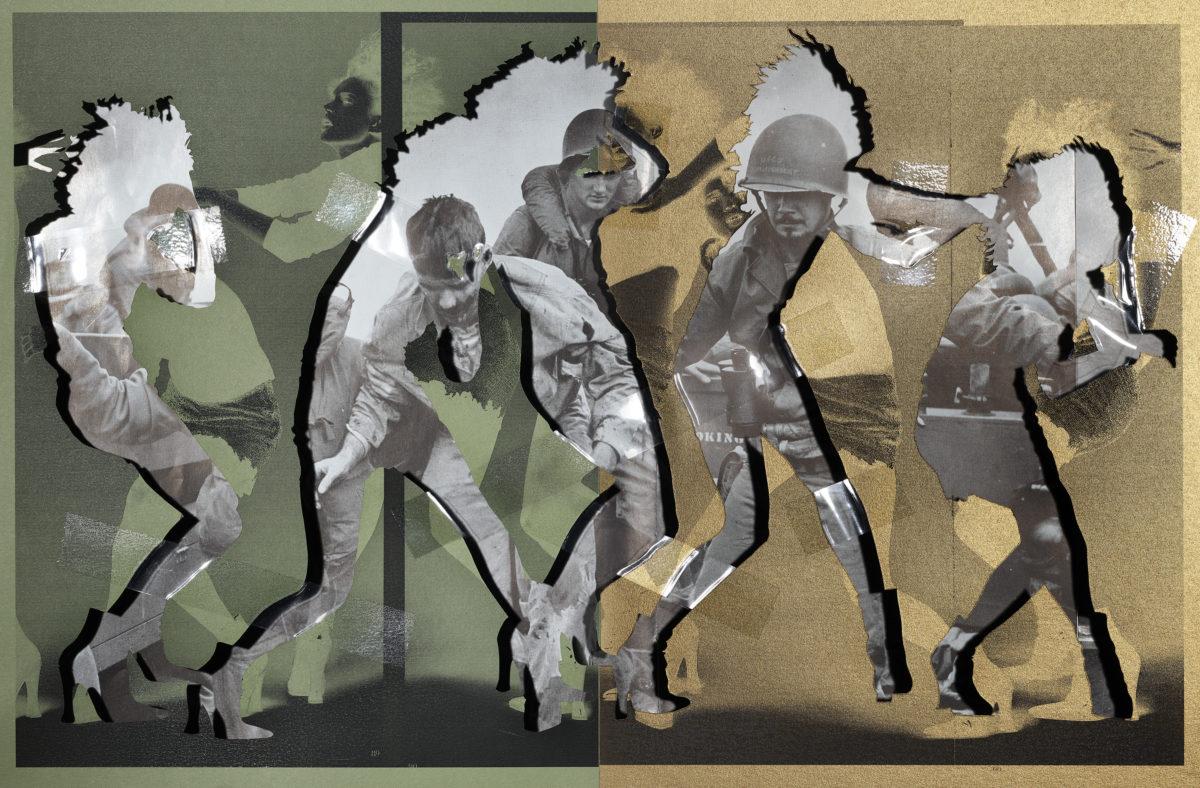 Matt Lipps<br> <em>TBD</em>, 2018<br> Archival pigment print<br> 52 1/2 x 80 inches / 133.3 x 203.2 cm