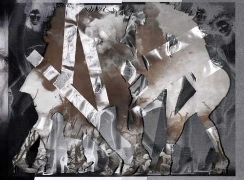 <div>Matt Lipps</div> <div><em>Blowup</em>, 2019</div> <div>Archival pigment print</div> <div>59 x 80 inches<br />149.9 x 203.2 cm</div> <div>Edition of 5 plus 2 artist's proofs</div>