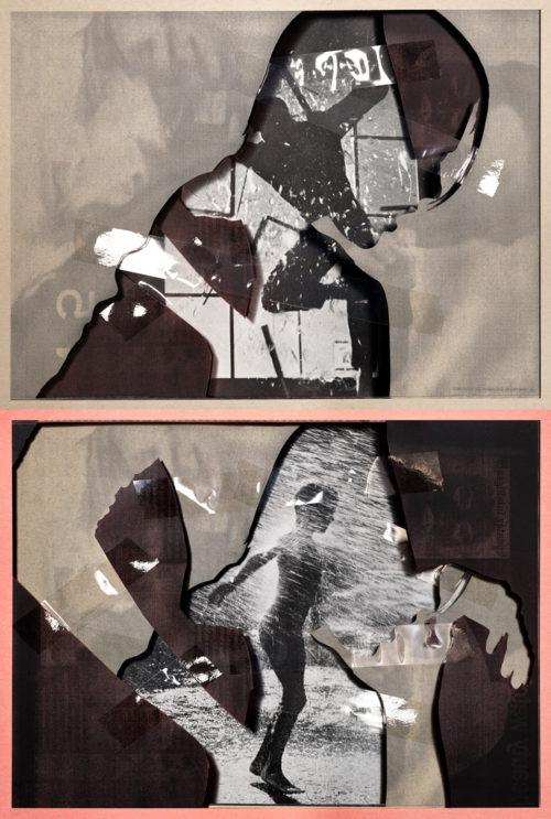 <div>Matt Lipps</div> <div><em>Crash</em>, 2019</div> <div>Archival pigment print</div> <div>33 x 44 inches each, 66 x 44 inches overall<br />83.8 x 111.8 cm each, 167.6 x 111.8 cm overall</div> <div>Edition of 5 plus 2 artist's proofs</div>