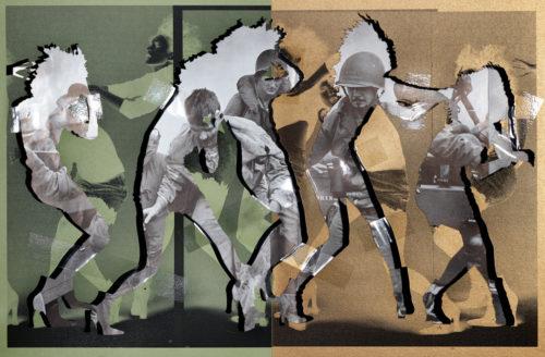 <div>Matt Lipps</div> <div><em>Dance</em>, 2019</div> <div>Archival pigment print</div> <div>52 x 80 inches<br />132.1 x 203.2 cm</div> <div>Edition of 5 plus 2 artist's proofs</div>