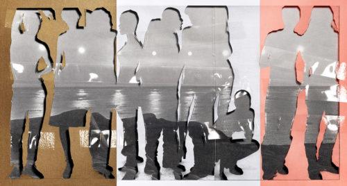 <div>Matt Lipps</div> <div><em>Fluid</em>, 2019</div> <div>Archival pigment print</div> <div>50 x 93 inches<br />127 x 236.2 cm</div> <div>Edition of 5 plus 2 artist's proofs</div>