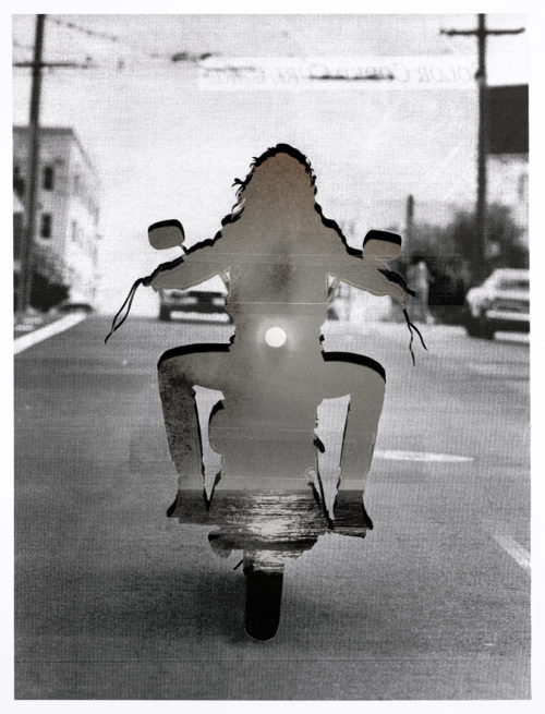 <div>Matt Lipps</div> <div><em>Ride</em>, 2019</div> <div>Archival pigment print</div> <div>40 x 30 1/2 inches<br />101.6 x 77.5 cm</div> <div>Edition of 5 plus 2 artist's proofs</div>