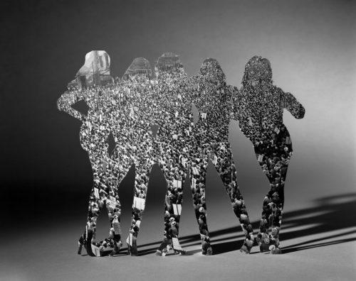 <div>Matt Lipps</div> <div><em>Stance</em>, 2019</div> <div>Gelatin silver print</div> <div>14 x 17 1/2 inches<br />35.6 x 44.5 cm</div> <div>Edition of 5 plus 2 artist's proofs</div>