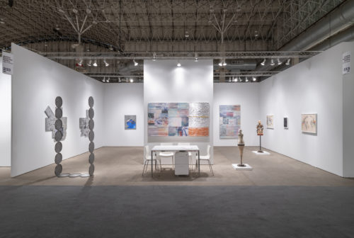 Installation view<br> EXPO Chicago, 2019<br>