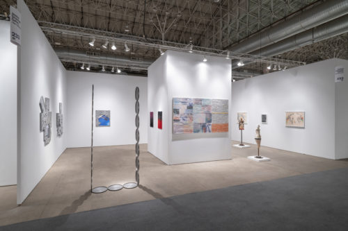 Installation view<br>EXPO Chicago, 2019<br>