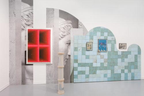 Installation view<br>FIAC, 2019 <br>Jessica Silverman Gallery
