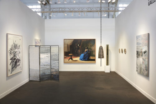 Installation view<br> FOG Design + Art, 2020<br> Jessica Silverman Gallery