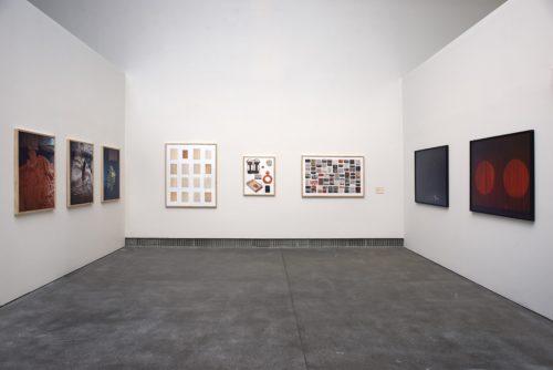 Installation view, <i> Alien She </i>, 2014, Yerba Buena Center for the Arts